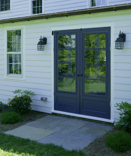 Family Room Doors Exterior